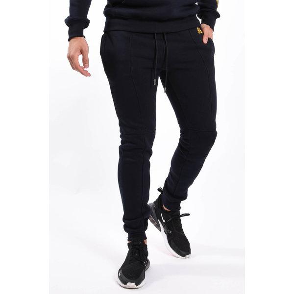 Y XPLCT Brand Pants Navy