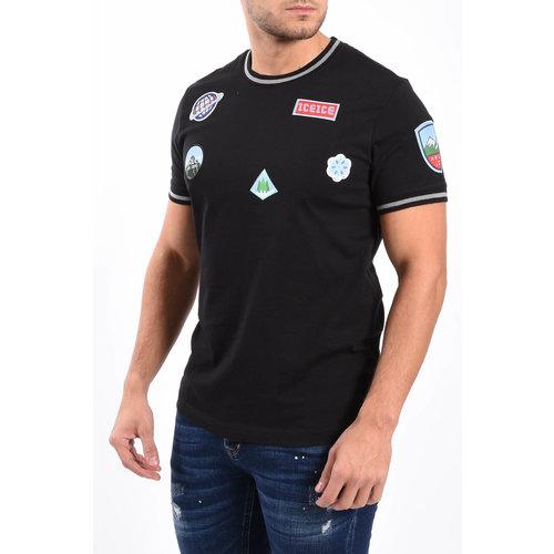 Y XPLCT Ice Tee T-shirt Black
