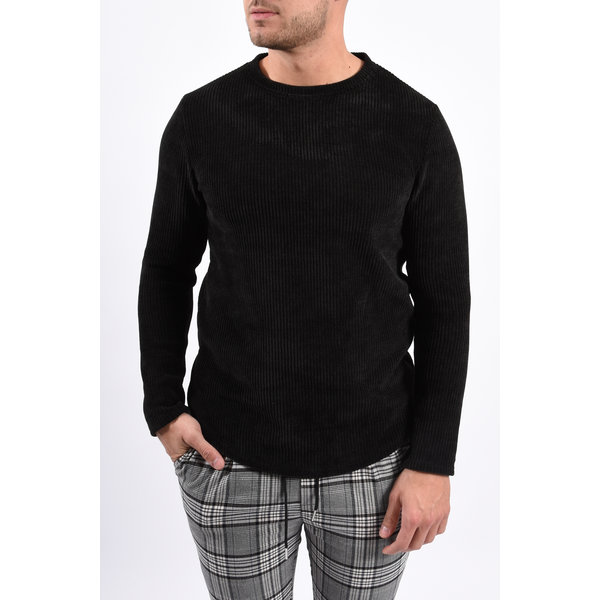 Y Soft touch sweater Black