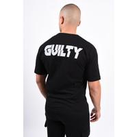 "Y T-shirt ""guilty"" Black"