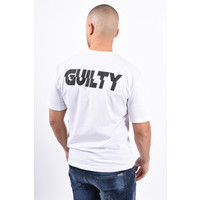 """Y T-shirt """"guilty"""" White"""