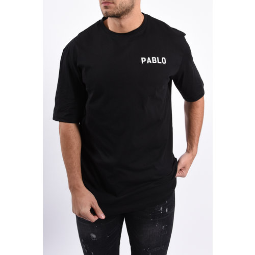 "Y T-shirt ""Pablo"" Black"