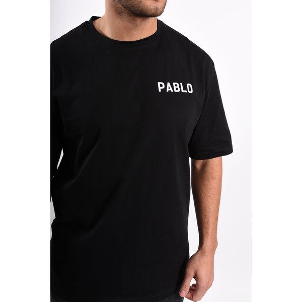 """Y T-shirt """"Pablo"""" Black"""