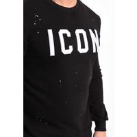 """Y Sweater """"icon"""" Black"""