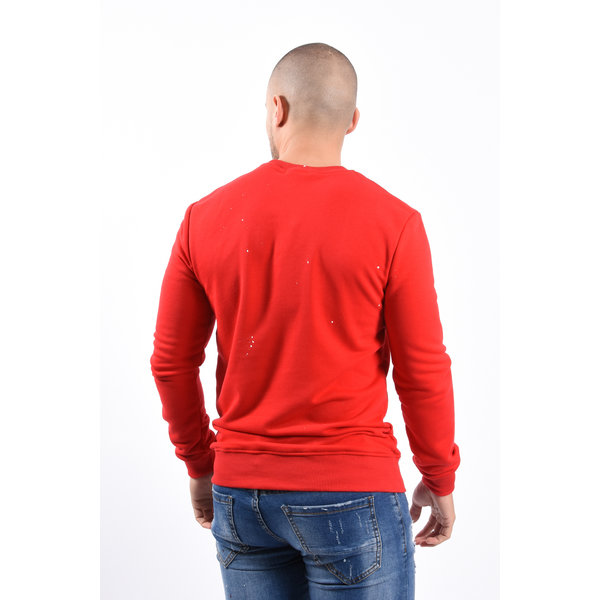 """Y Sweater """"icon"""" Red"""