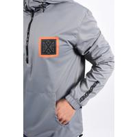 Y XPLCT Square Jacket Grijs