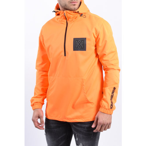 Y XPLCT Square Jacket Oranje