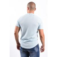 Y T-Shirt Pastel Light Blue