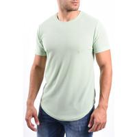 Y T-Shirt Pastel Green