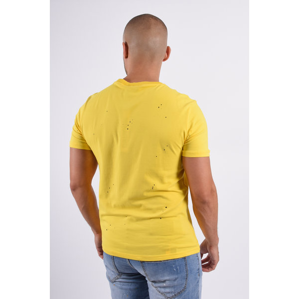 "Y T-Shirt ""icon"" Yellow"
