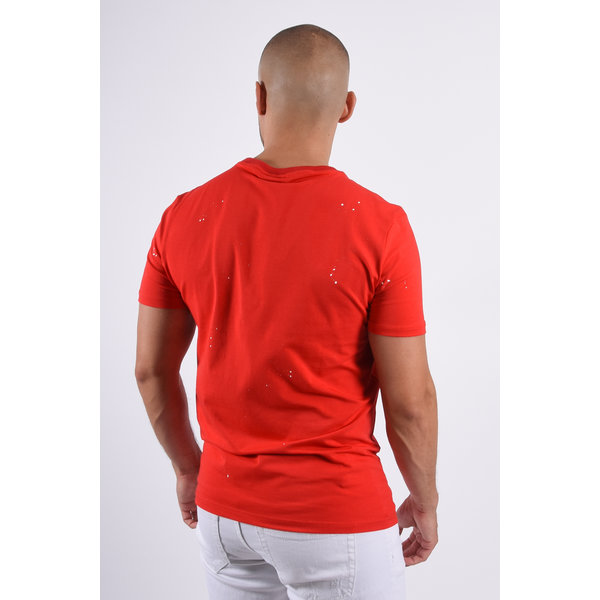 "Y T-Shirt ""icon"" Red"