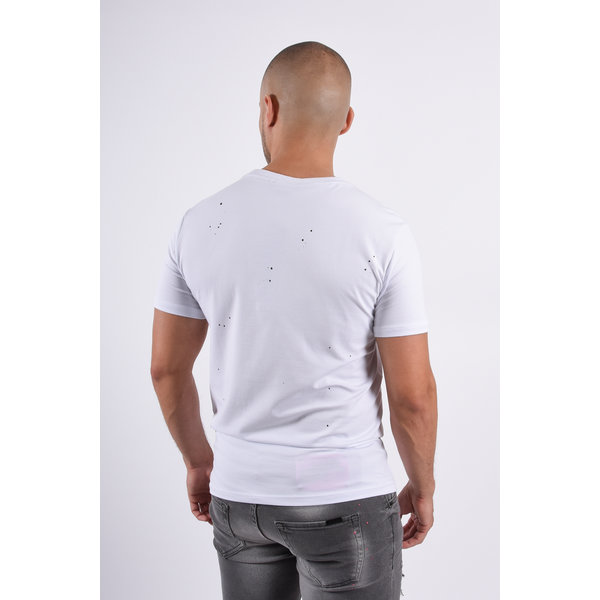 "Y T-Shirt ""icon"" White"