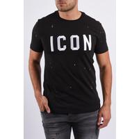 """Y T-Shirt """"icon"""" Black"""