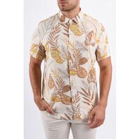Y Summer Blouse Hawaï Offwhite