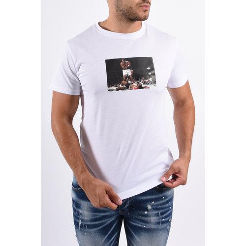 """Y T-shirt """"Ali"""" White"""