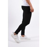 Y Stretch Pantalon Black