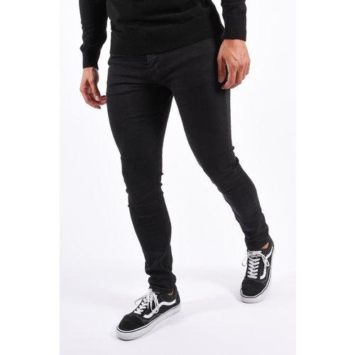 Y Skinny Fit Stretch Jeans  Basic Black