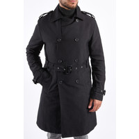 Y Trenchcoat Black