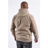 Y Hooded Jacket Beige