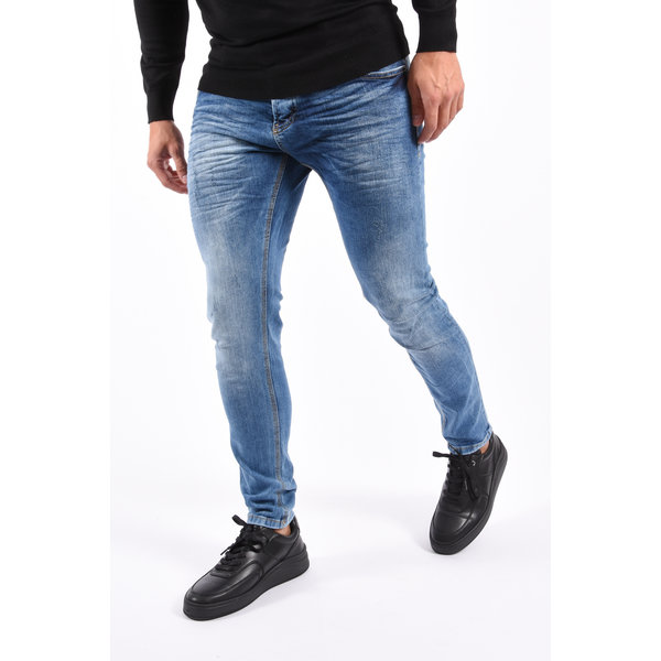 Y Skinny fit stretch jeans Basic Blue