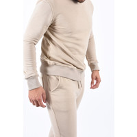 Y Sweater Tracksuit Beige (unisex)