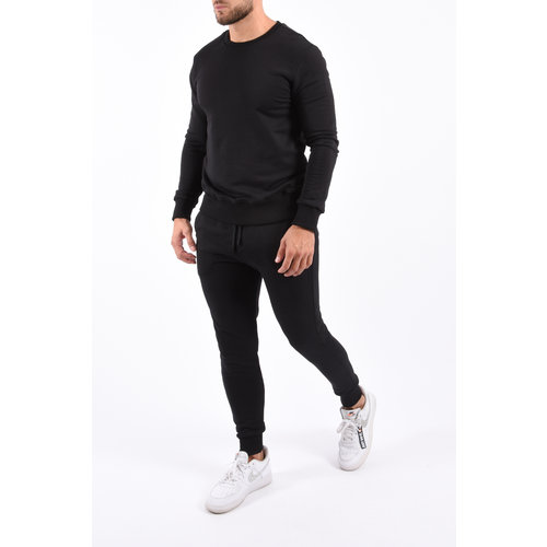Y Sweater Tracksuit Black (unisex)