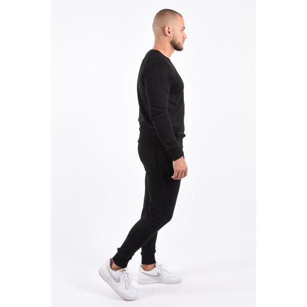 Y Sweater Tracksuit Black (unisex)