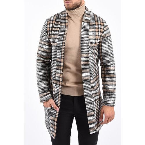 Y Long Vest / Jacket Camel