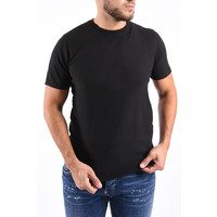Y Knitted T-Shirt Black