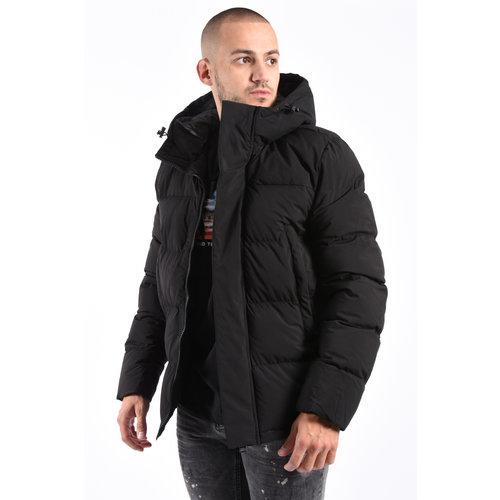 Y Winterjas Urban classic Black