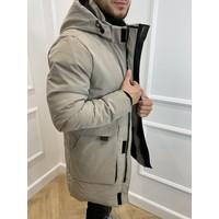 "Y Winter Jacket ""blade"" Beige"