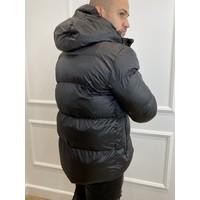 Y Winter Puffer Jacket Black