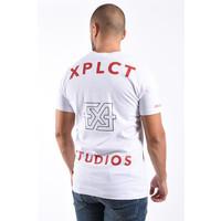XPLCT XPLCT Studios Brand Tee - White
