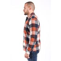 "Y Flannel shirt ""lennox"" UNISEX tile"