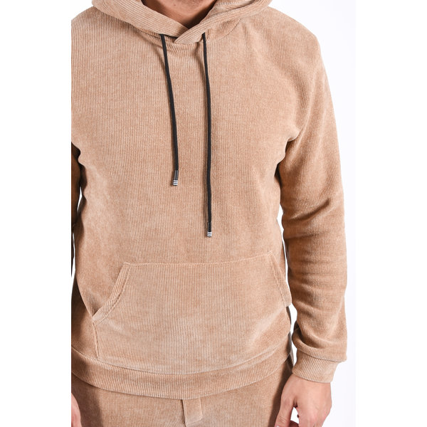 Y Tracksuit UNISEX comfy ribbed Beige