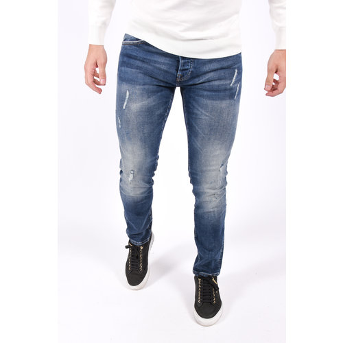 Y Slim fit jeans dm042 Blue