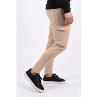 Y Cargo stretch pants Beige