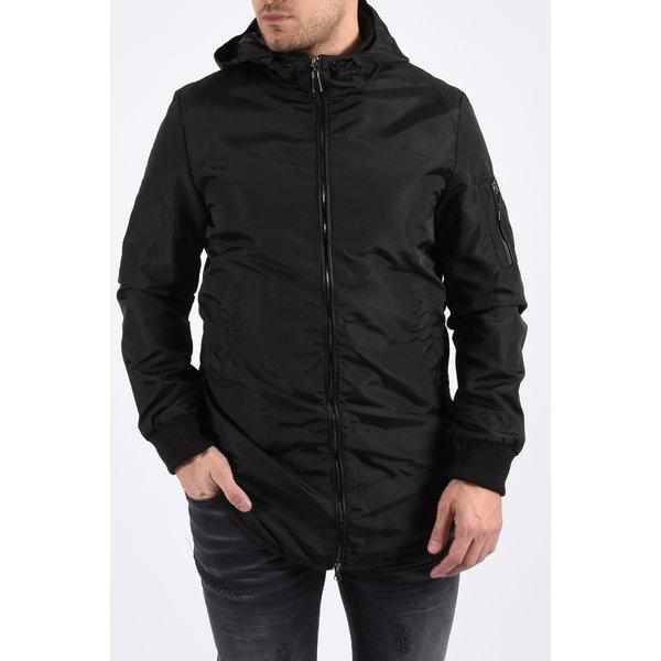 "Y Jacket long ""thomas"" black"