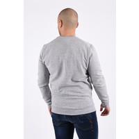 """Y Crew neck sweater """"kyle"""" grey"""