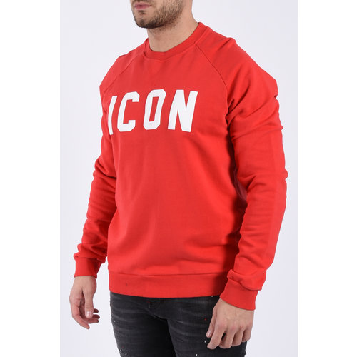 "Y Sweater ""icon568"" Red"