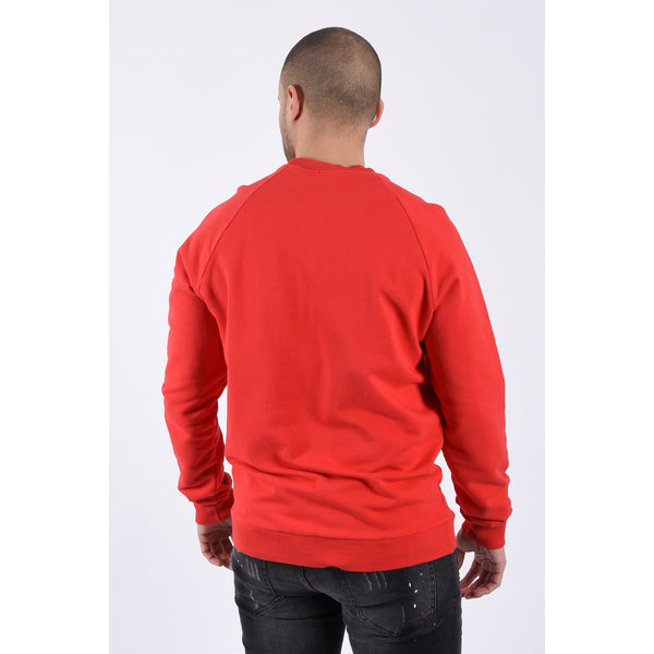 """Y Sweater """"icon568"""" Red"""