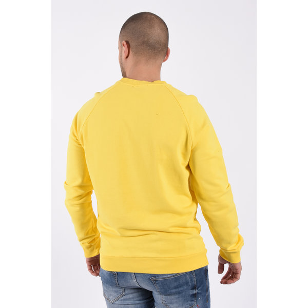 """Y Sweater """"icon568"""" Yellow"""