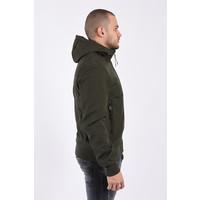 Y Soft Shell Jacket Green