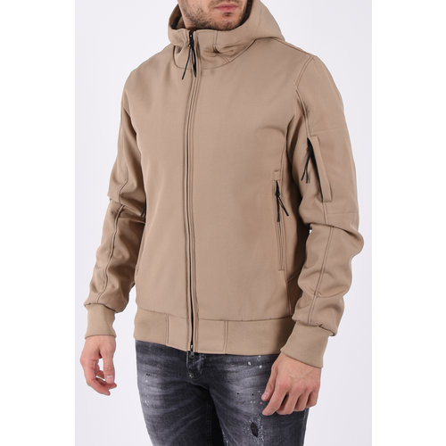 Y Soft Shell Jacket Beige
