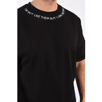 """Y Oversized unisex T-shirt """"i can pretend"""" Black"""