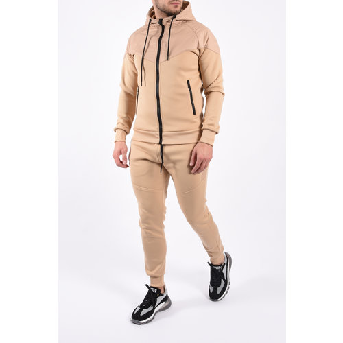 "Y Tracksuit ""campbell"" Beige"