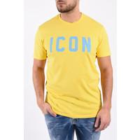 Y T-shirt ICON yellow