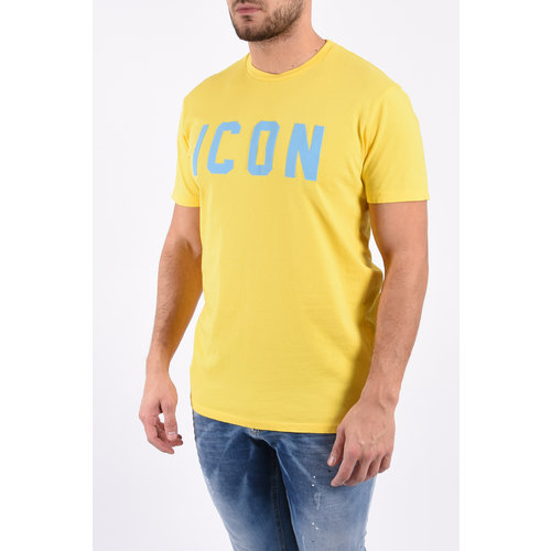 Y T-shirt ICON yellow