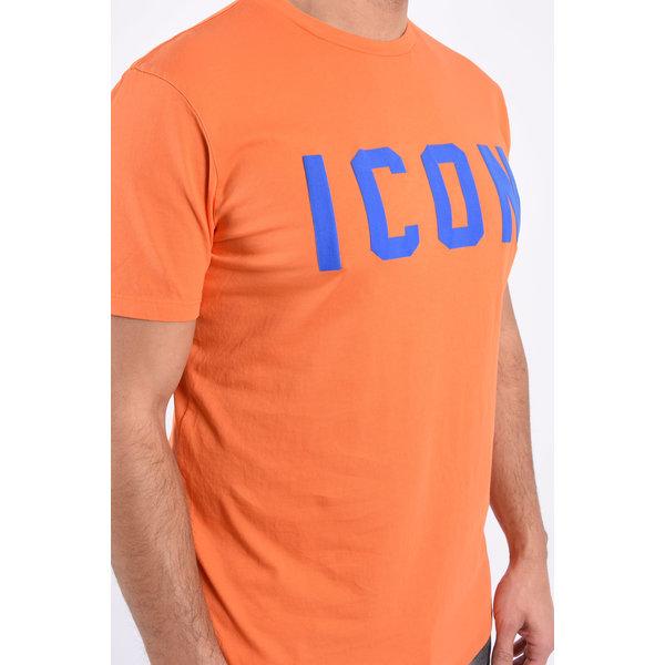 Y T-shirt ICON orange