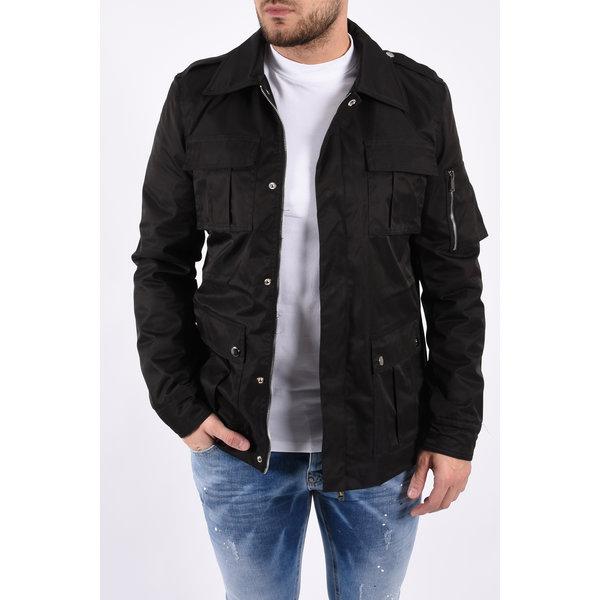 """Y Jacket """"jefferson"""" Black"""